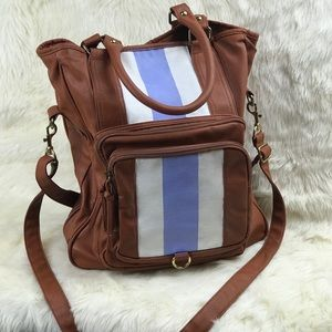 Urban Outfitters Ecote Satchel Tote Bag